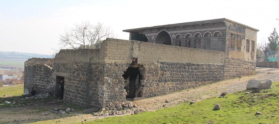 110 yıllık tarihi Ferit Paşa Köşkü madde bağımlılarına teslim