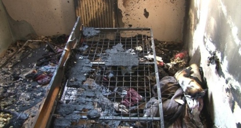 4 yaşındaki Kağan'da yangında hayatını kaybetti
