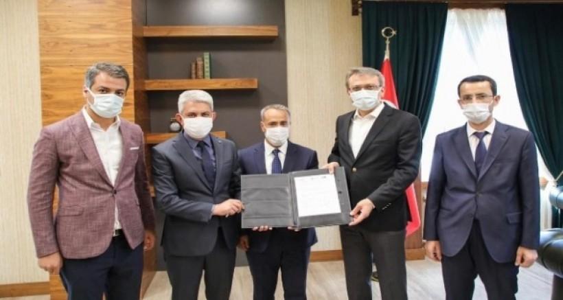700 kişiye istihdam sağlayacak 'Tekstilpark' projesi imzalandı