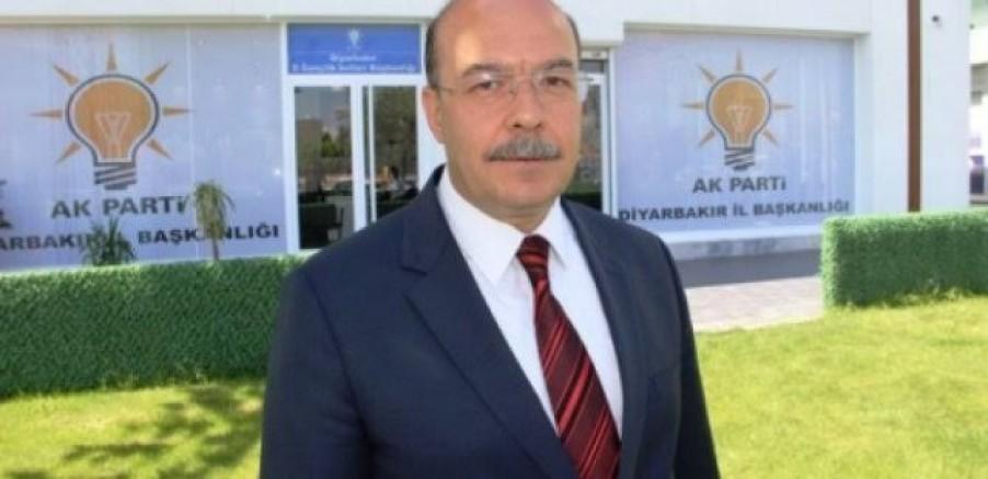 Ak parti Diyarbakır'da 7 ilçeye başkan atadı..