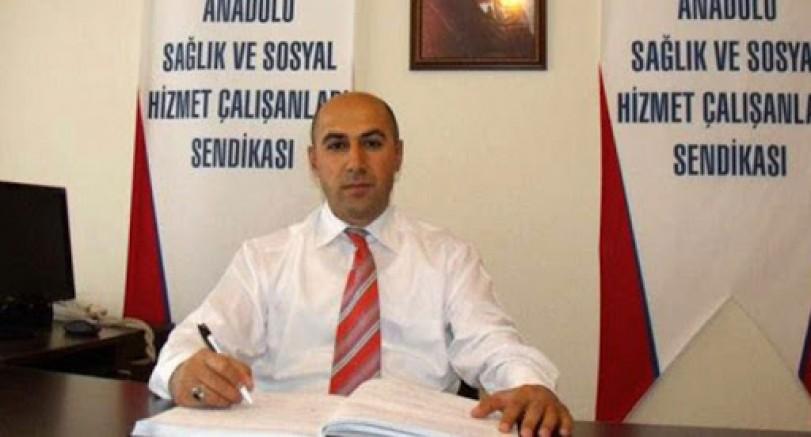 Anadolu Sağlık Sen'den mobbing iddiası