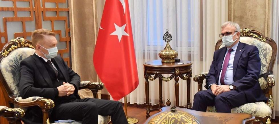 Avustralya Büyükelçisi'nden Türkiye'ye Övgü