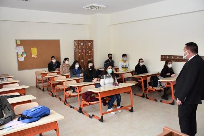 Bağlar Belediyesi, Normalleşme sürecinde eğitim merkezini aktif etti