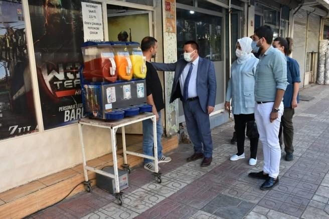 Başkan Beyoğlu, Körhat Mahallesi'nde
