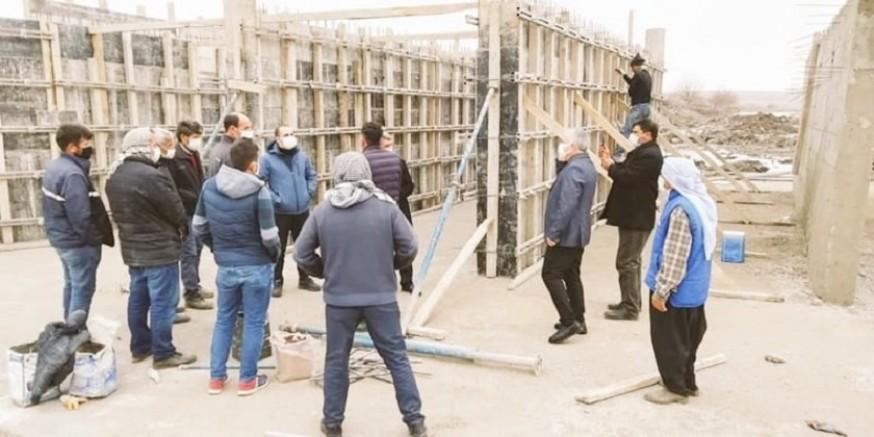 Başkan Karamehmetoğlu, yaptığı Hizmetlerle gönülleri birbirine bağlıyor