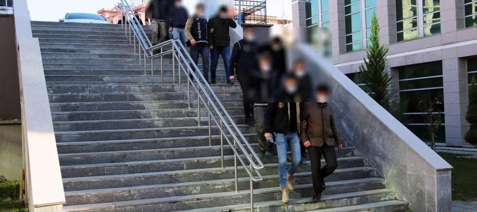 Batman'da FETÖ operasyonu: 4 tutuklama
