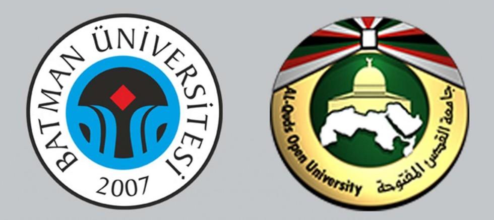 Batman Üniversitesi Kudüs Açık Üniversitesi ile protokol imzaladı
