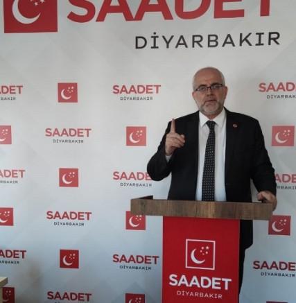 Bozan: 'Diyarbakır'ı esnafı perişan'