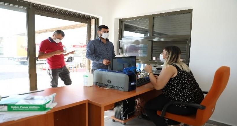Büyükşehir'den yeni Diyarkart bürosu