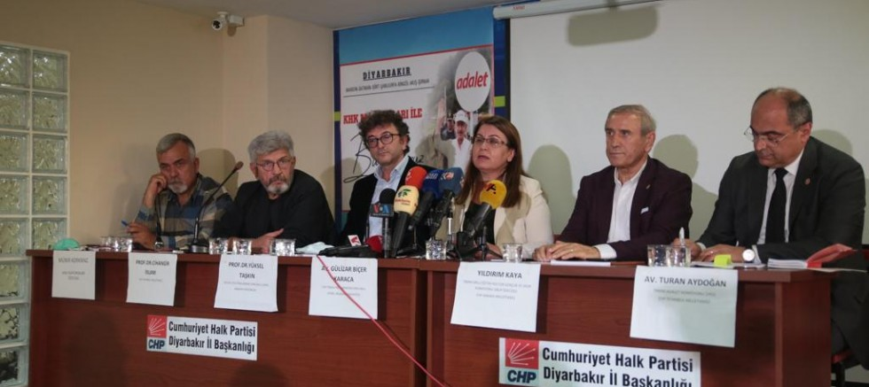 CHP'den iktidara 'KHK sorunu için adım at' çağrısı