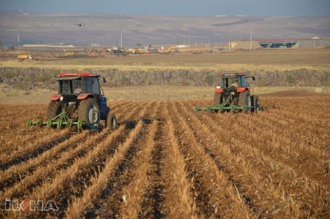 Çiftçiler girdi maliyetlerinden dert yanıyor