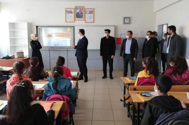 Çınar'ın eğitiminde çıta yükseliyor!