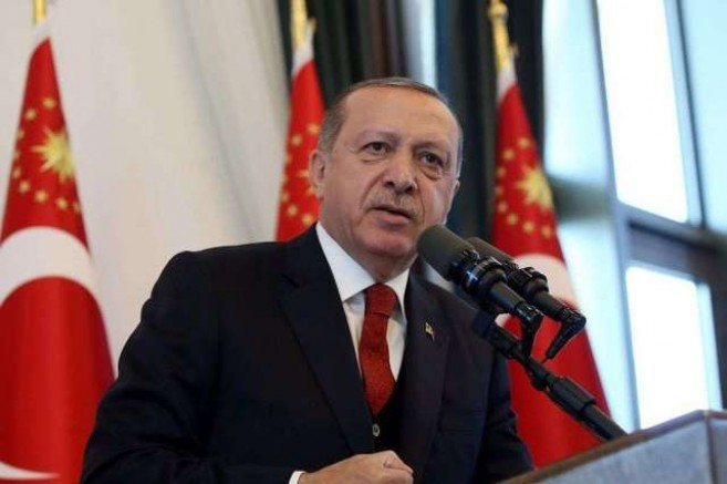 Cumhurbaşkanı Erdoğan'dan Fransız malları için boykot çağrısı