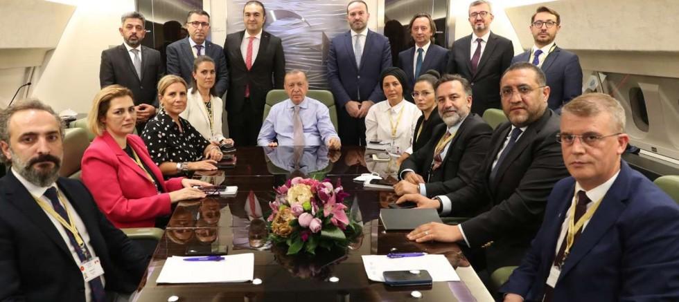 Cumhurbaşkanı Erdoğan'dan seçim barajına ilişkin açıklama