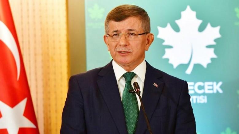"""Davutoğlu, """"Cumhur İttifakı bu andan itibaren bir sınavdadır"""""""