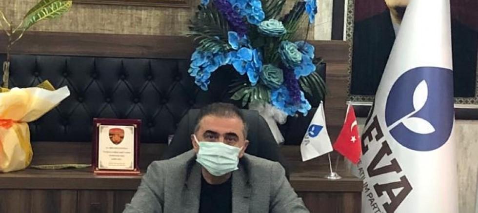 DEVA İlçe Başkanı Merdanoğlu: 'Bismil'de Tarıma Dayalı OSB ye acil ihtiyaç var'