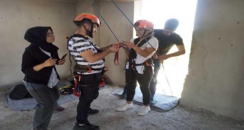 Diyarbakır AFAD, 2021 afet eğitim yılını dolu dolu geçiriyor