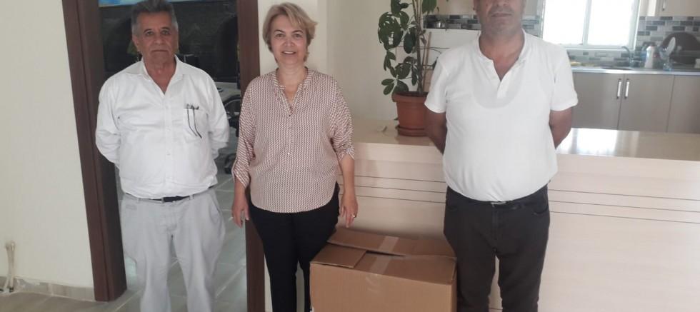 Diyarbakır'da 2000 çocuğa yazlık giyim yardımı