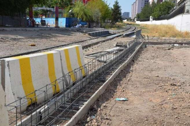 Diyarbakır'da DDY'nin ihata duvarı projesine devam!