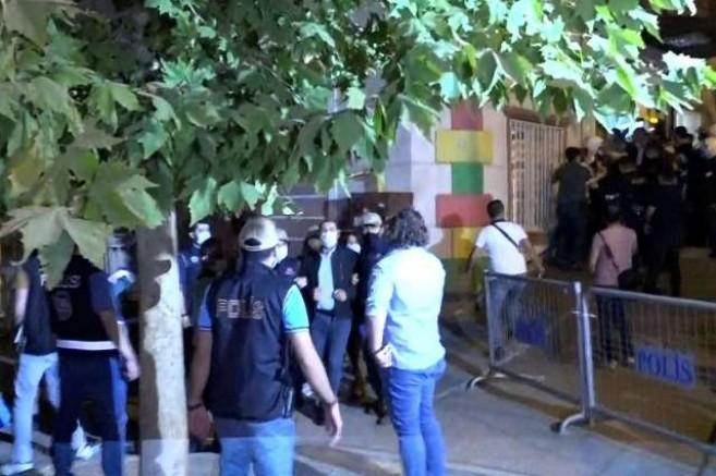 Diyarbakır'da HDP'li yöneticiler hakkında hazırlanan iddianame kabul edildi