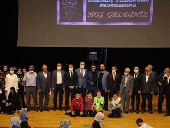 Diyarbakır'da İmam Hatip Liseleri Kuruluş Yıldönümü Programı Yapıldı