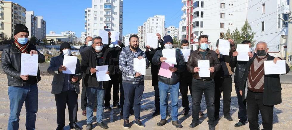 Diyarbakır'da taksicilerin plaka mağduriyeti 12 yıldır sürüyor