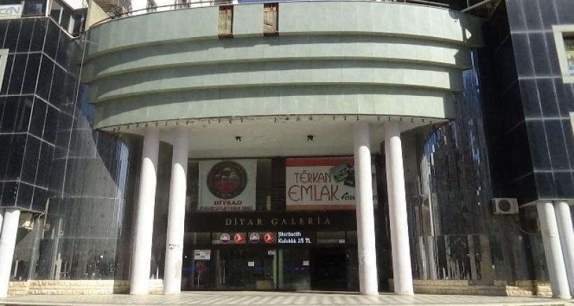 Diyarbakır'ın ilk AVM'si, eski günlerine dönmeyi bekliyor