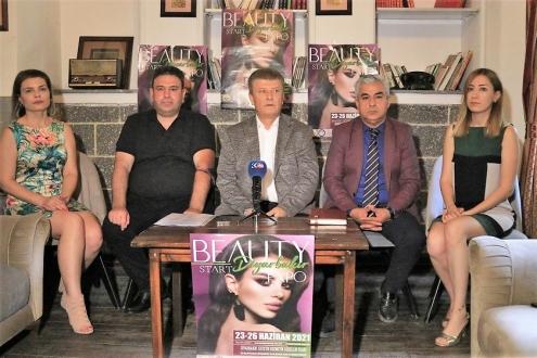 Diyarbakır Kozmetik ve Güzellik Fuarı'na hazır