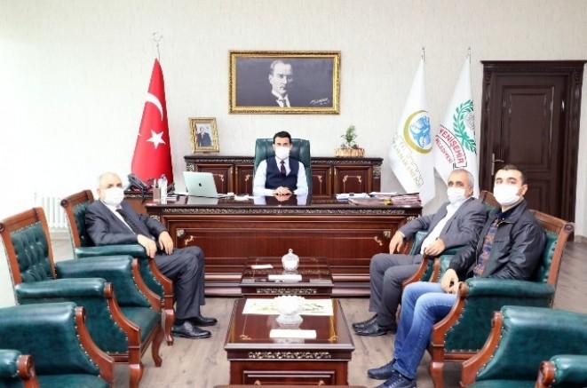 """""""Diyarbakır Ortadoğu'nun en önemli kentlerinden biridir"""""""
