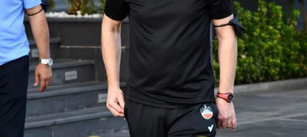 Diyarbekirspor Teknik direktörü istifa etti.