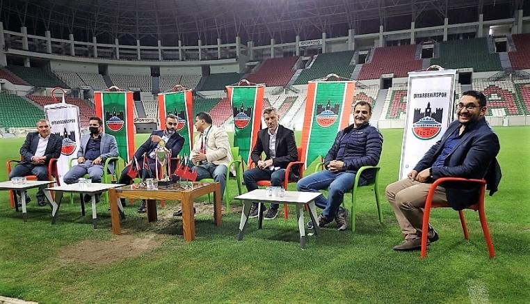 Diyarbekirspor'un Şampiyonluk öyküsü anlatıldı