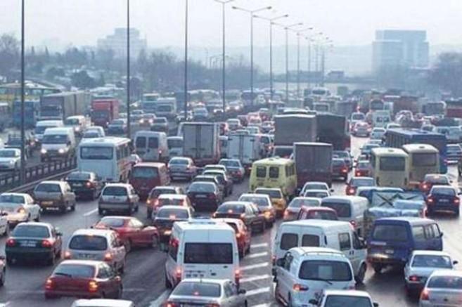 Ekim ayında 114 bin taşıtın trafiğe kaydı yapıldı