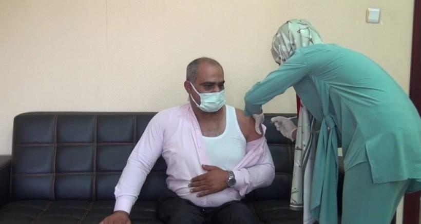 Elazığ'da aşı seferberliği sürüyor