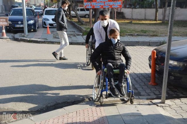 Engelliler sadece bir gün değil her gün hatırlanmak istiyor