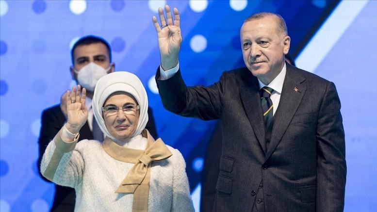 Erdoğan: Yeni Anayasa metni milletin onayına sunulacak
