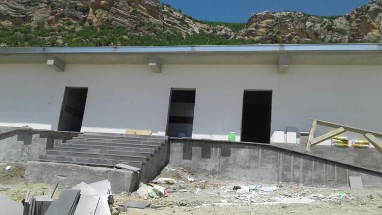 Eshab-ı kehf 28 Mayıs günü ziyaretçilerine süsleniyor