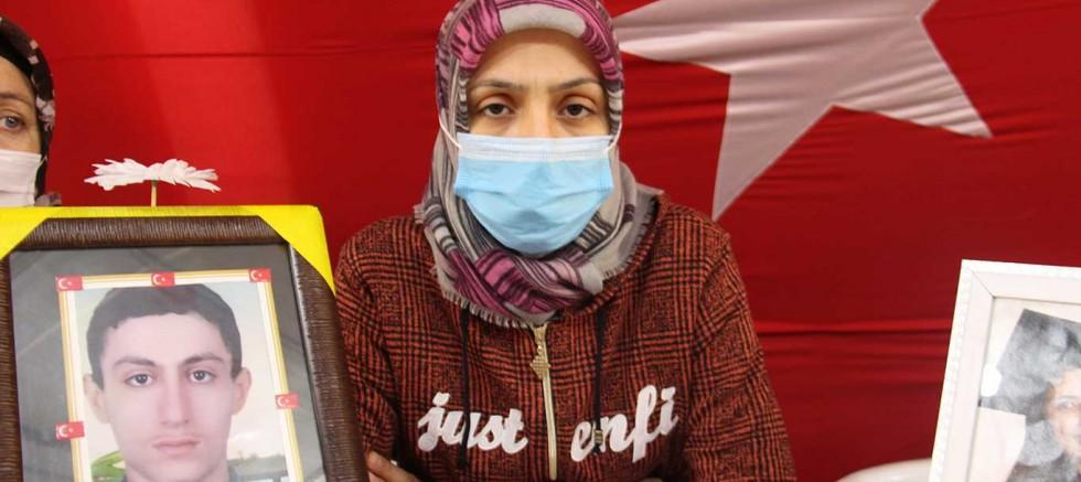 Evlat nöbetindeki ailelerden Gara'ya giden HDP'li milletvekiline tepki