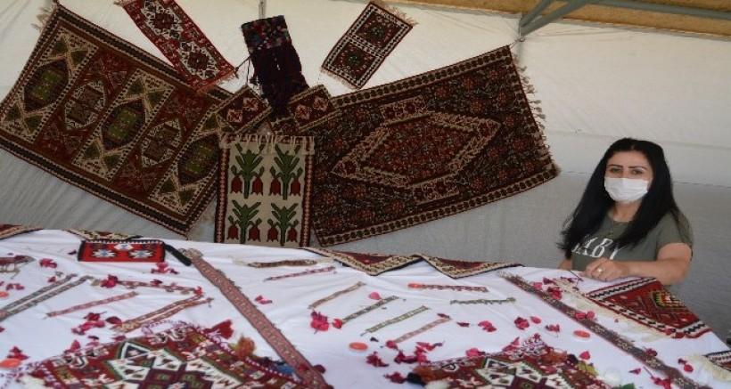 Hakkari'de 'Kültür Fuarı' hazırlıkları tamamlandı
