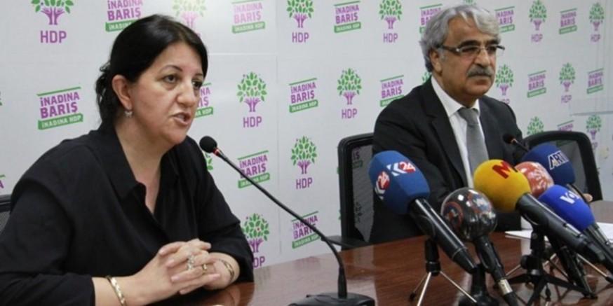 HDP'den AYM'nin kararına ilişkin ilk açıklama