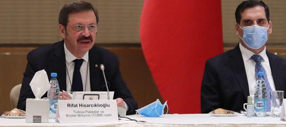 Hisarcıklıoğlu'ndan 'Kısa Çalışma Ödeneği' açıklaması
