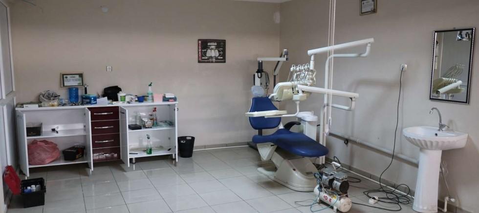 Jandarma'dan kaçak diş kliniğine operasyon