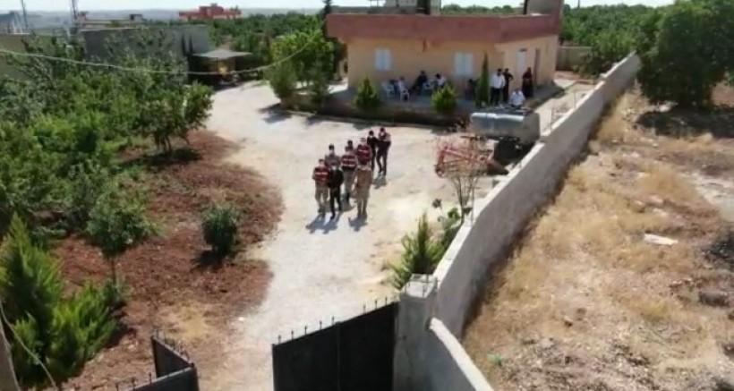 JASAT uyuşturucu tacirini drone destekli operasyonla yakaladı