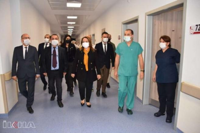 Malatya'da başarılı cerrahi operasyonlar yapılıyor