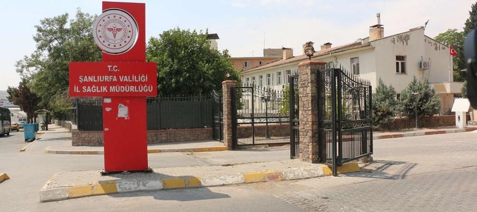 Şanlıurfa'da aile hekiminin darp edildiği iddia edildi