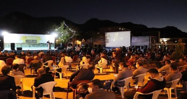 Uluslararası Siirt Kısa Film Festivali'nin finali yapıldı