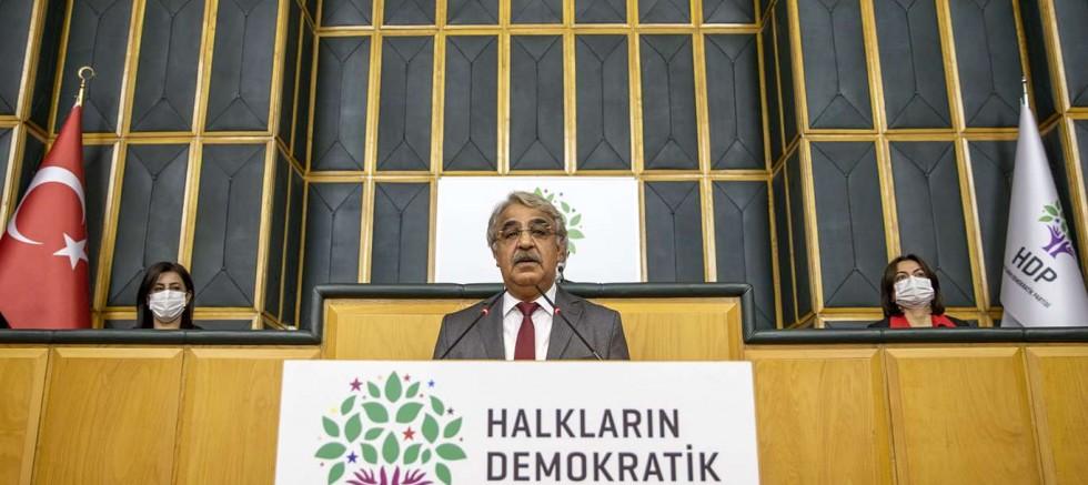 Yargıtay: İddianamede 451 HDP'li hakkında siyasi yasak isteniyor