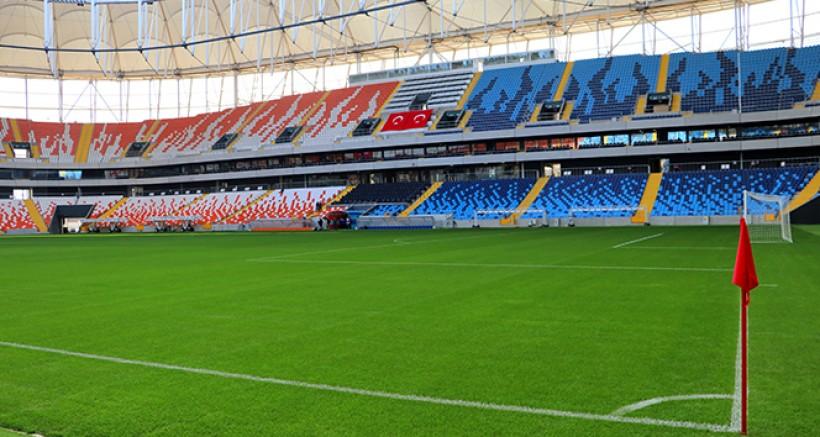 Yeni Adana Stadyumu 19 Şubat'ta açılıyor
